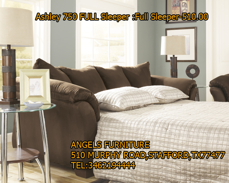 Ashley 750 FULL Sleeper