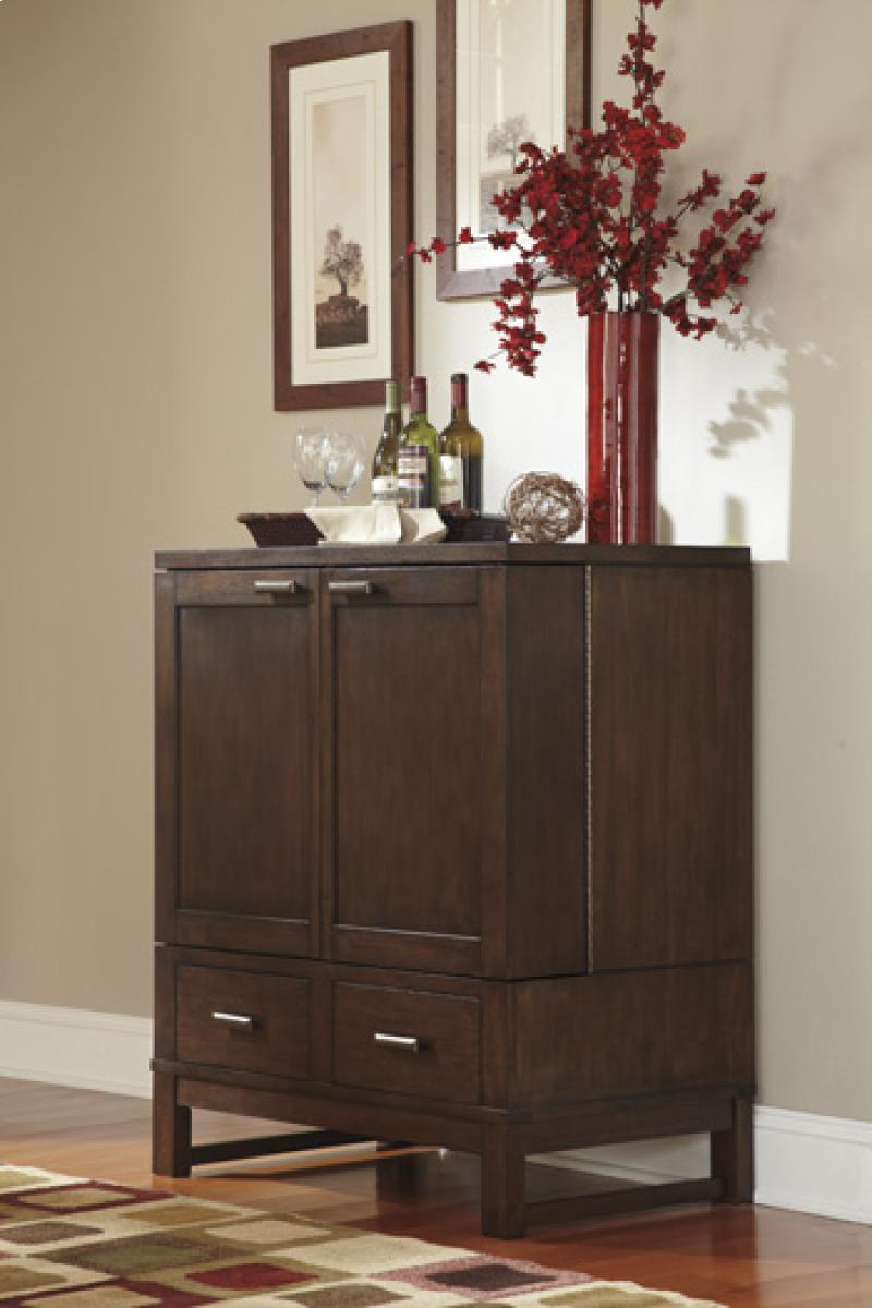 Dining Room Server Watson - Dark Brown Collection Ashley