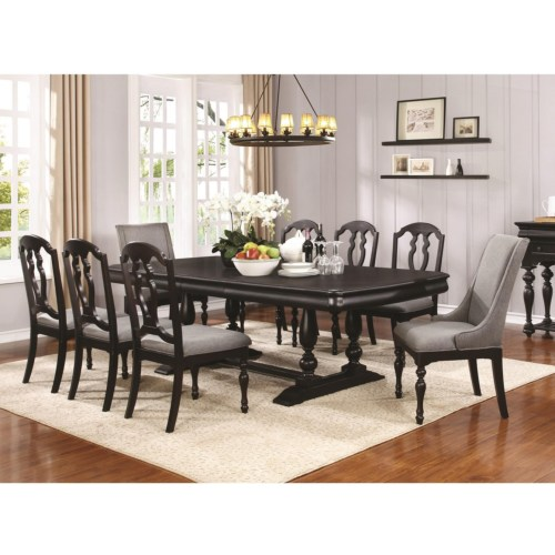 CF-Leon Traditional Table and Chair Set