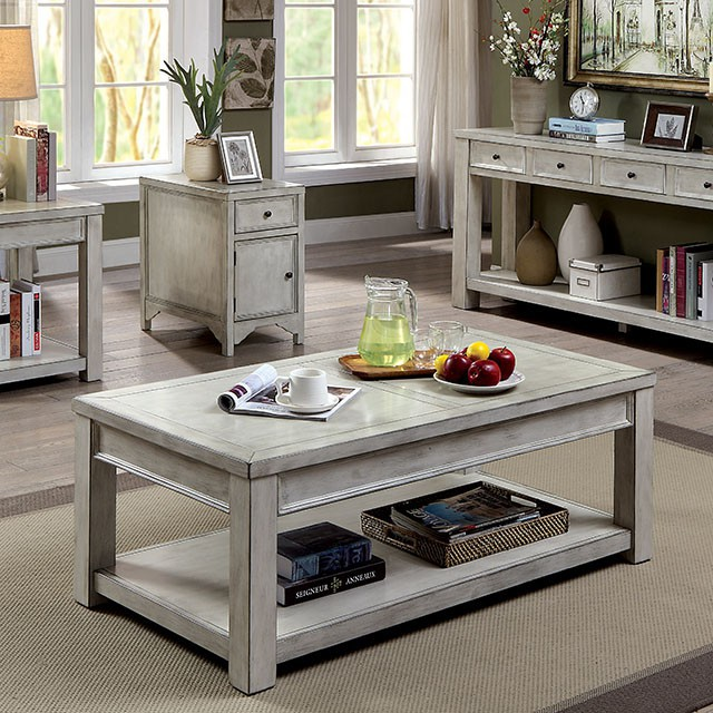 COFFEE TABLE FA CM4327WH-C
