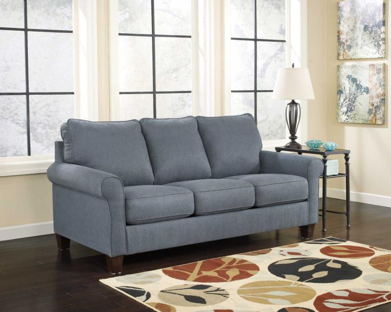 Full Sofa Sleeper Zeth - Denim Collection Ashley