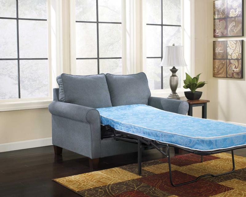 Twin Sofa Sleeper Zeth - Denim Collection Ashley