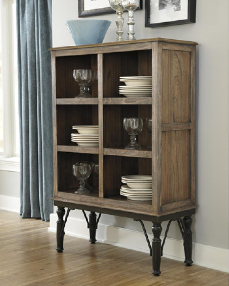 Dining Room Server Tripton - Medium Brown Collection Ashley