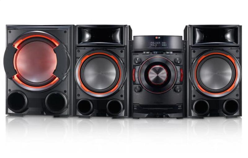 2750W Hi-Fi Entertainment System with Bluetooth® Connectivity